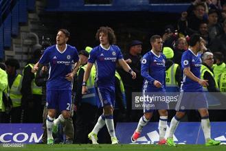 Chelsea 3-0 Middlesbrough: Brilliant Blues relegate miserable Middlesbrough as they edge closer to Premier League title