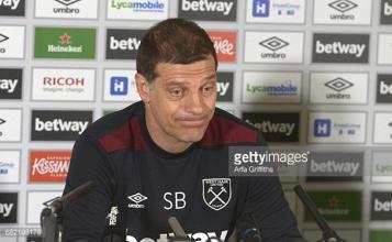 Slaven Bilić targeting another West Ham upset ahead of Liverpool clash