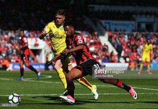 Sean Dyche defends team despite flat defeat to Bournemouth
