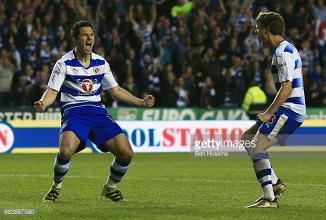 Reading (2) 1-0 (1) Fulham: Kermorgant penalty sends Royals to Wembley