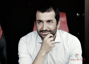 "Diego Martínez: ""De matrícula de honor"""