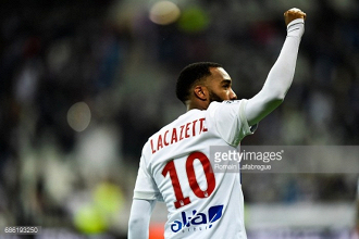 Arsenal reportedly moving towards Lacazette deal