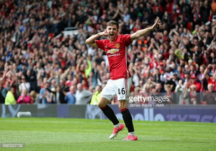 Josh Harrop left delighted after netting in United debut