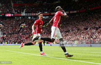 Manchester United 2-0 Crystal Palace: Much-changed Red Devils warm up for Stockholm with comfortable win