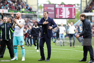Slaven Bilić admits he thought West Ham's season would have been better after Burnley victory