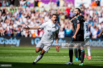 Tottenham Hotspur complete signing of Fernando Llorente from Swansea City
