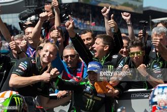 MotoGP: Emotional home podium for Zarco