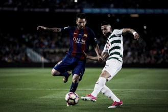 Com 100% de aproveitamento, Barcelona recebe Eibar para manter boa fase