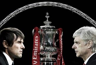 Coroação ou consolo: Arsenal e Chelsea duelam pela final da FA Cup