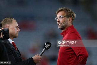 Jürgen Klopp hints at change in formation for Liverpool next season