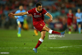 Alexander-Arnold misses out on England's Under-19 Euro squad ahead of huge season for Liverpool