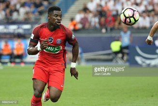 Tottenham Hotspur complete Serge Aurier signing on a five-year contract