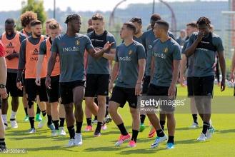 Eden Hazard returns to London for surgery after suffering broken ankle