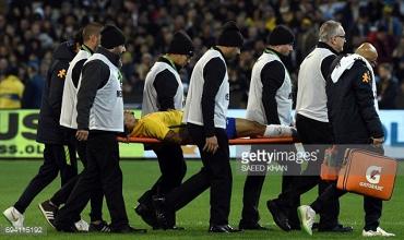 Gabriel Jesus doesn't require surgery on broken eye socket after Otamendi clash
