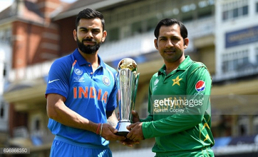 India vs Pakistan Preview: Great rivals meet again in the Champions Trophy final
