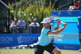 AEGON Open Nottingham 2017: Copil forced to retire through injury as Sela progresses to final