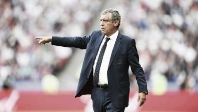 Fernando Santos elogia atuação de Portugal após vitória suada diante da Rússia