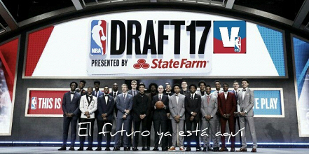 Descubre la primera ronda del Draft 2017