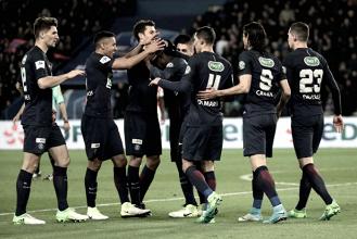 Resultado OGC NICE vs PSG en vivo y en directo en Ligue 1 2017 (3-1)