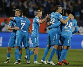 «Зенит» 5:2 «Спартак»: сине-бело-голубые продолжают борьбу за чемпионство