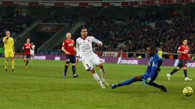 Lille OSC - OGC Nice : Abonné aux 0-0