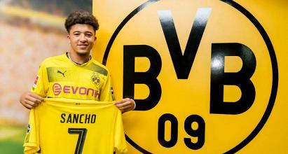 Jadon Sancho signs for Dortmund asRyan Kent joins Freiburg