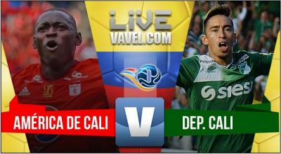 América vs Cali en vivo y en directo online (2-0)