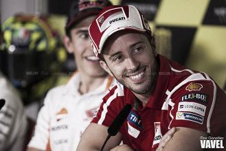"""Andrea Dovizioso: """"Seremos capaces de pelear por el podio en todas las carreras"""""""