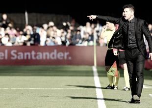 """Simeone: """"Sabemos sufrir"""""""