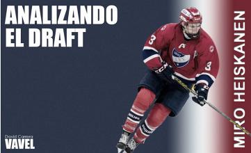Analizando el Draft 2017: Miro Heiskanen