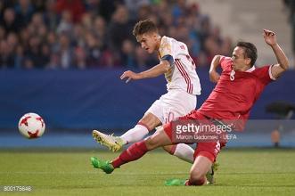 Serbia U21 0-1 Spain U21: Spanish second string stroll to semi-finals