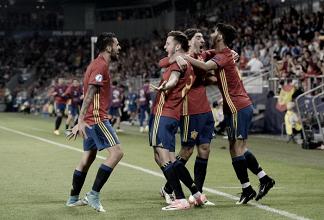 Odriozola y Oyarzabal disputarán la final del Europeo sub-21 con España