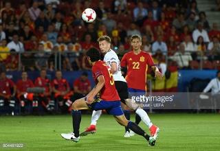 Germany U21 1-0 Spain U21: Weiser header leads well-drilled Germans to European glory