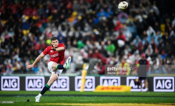 New Zealand 21-24 Lions: Lions level test series 1-1 in Wellington epic