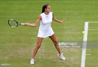 Wimbledon 2017: Aryna Sabalenka wins Grand Slam debut over Irina Khromacheva