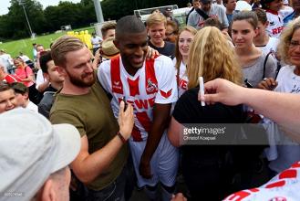 Kölnconfirm departure of Anthony Modeste