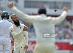England claim 211-run victory as wickets tumble on the fourth day of the First Test against South Africa