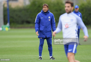 Antonio Conte signs new two-year contract with Chelsea