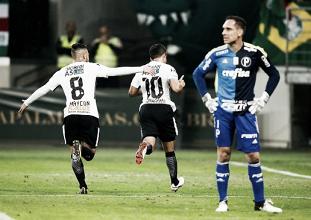 Fatal nas finalizações, Corinthians aumenta invencibilidade no Derby e sobra na liderança