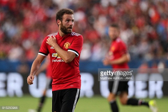 Juan Mata pleased with Manchester United's early pre-season efforts