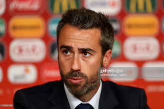 Euro 2017: Spain boss Jorge Vilda still taking it step-by-step