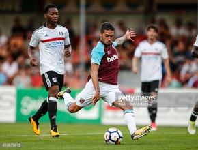 West Ham United 2-1 Fulham: Hammers triumph as Austria tour comes to an end