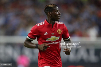 Paul Pogba insists that Manchester United want to play, beat and become the best ahead of Madrid clash