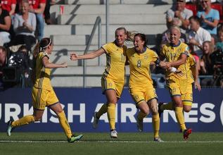 La Suède bat la Russie et fait un grand pas vers les 1/4 de finale de l'Euro