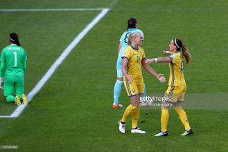 Euro 2017: Sweden 2-0 Russia - Swedes superior in Deventer