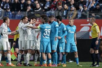 Résumé 21ème Journée Russian PL: le choc Zenit-CSKA & la folle série du Rubin Kazan