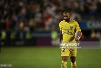 Stoke City Jesé Rodriguez on a season-long loan from Paris Saint-Germain