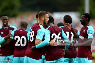 Match report: West Ham narrowly miss out on Betway Cup to Werder Bremen