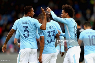 Manchester City 3-0 West Ham United: City run riot in Reykjavik to round off pre-season with convincing win