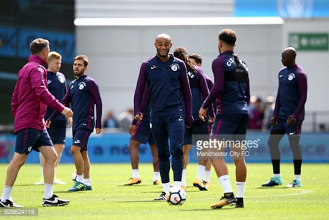 Vincent Kompany refuses to get carried away with City's pre-season form ahead of Premier League opener